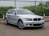 2008 BMW 1 SERIES 2.0 118D M SPORT 5d AUTO 141 BHP £4945.00