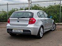 USED 2008 08 BMW 1 SERIES 2.0 118D M SPORT 5d AUTO 141 BHP