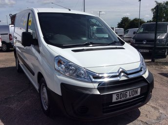 2016 CITROEN DISPATCH