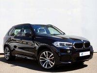 USED 2014 14 BMW X5 3.0 XDRIVE30D M SPORT 5d AUTO 255 BHP HEATED FRONT & REAR SEATS......PRO NAVIGATION with HARMAN KARDON SPEAKER SYSTEM......