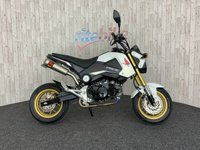 2016 HONDA MSX MSX 125-F VERY LOW MILEAGE EXAMPLE LEARNER LEGAL 2016  £2690.00