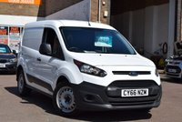 2017 FORD TRANSIT CONNECT 1.5 220 P/V 1d 100 BHP £8499.00