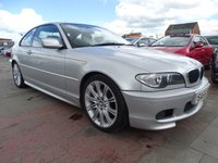 2005 BMW 3 SERIES 2.0 320CD SPORT 2d 148 BHP £2595.00