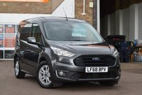 2018 FORD TRANSIT CONNECT 1.5 200 LIMITED TDCI 1d 119 BHP £14499.00