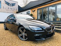 2016 BMW 6 SERIES 3.0 640D M SPORT GRAN COUPE 4d AUTO 309 BHP £23990.00