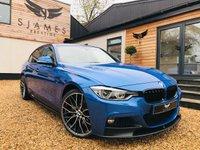 2016 BMW 3 SERIES 3.0 335D XDRIVE M SPORT 4d AUTO 308 BHP £21190.00