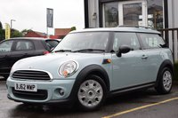 2012 MINI CLUBMAN 1.6 ONE 5d AUTO 98 BHP £7495.00