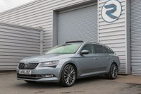 USED 2016 16 SKODA SUPERB 2.0 LAURIN AND KLEMENT TDI 5DR