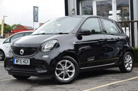 USED 2015 15 SMART FORFOUR 1.0 PASSION 5d 71 BHP SUPERB EXAMPLE WITH 3 SERVICE STAMPS, ONE OWNER FROM NEW WE ALSO HAVE 2 KEYS