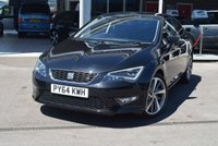 2015 SEAT LEON 1.4 TSI ACT 150 FR 3dr [Technology Pack] £8690.00