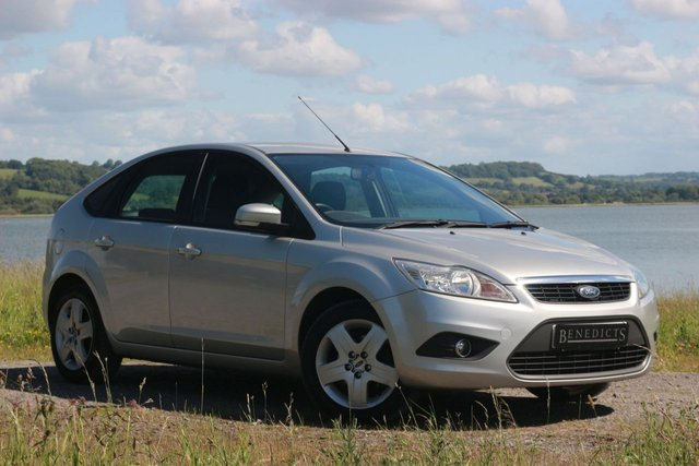 2008 57 FORD FOCUS 1.6 STYLE 5d AUTO 100 BHP