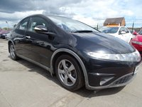 2007 HONDA CIVIC 1.8 SE I-VTEC 5d AUTOMATIC  £2500.00