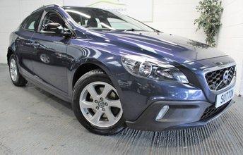 2014 VOLVO V40 1.6 D2 CROSS COUNTRY SE 5d 113 BHP £5790.00