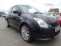 2007 SUZUKI SWIFT 1.6 SPORT 3d LOW MILES GREAT LOOKER £2500.00