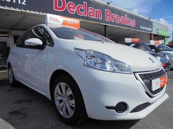 2015 PEUGEOT 208 1.4 HDi Access+ 3dr £4495.00