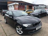 2010 BMW 1 SERIES 2.0 118d Sport 5dr £4490.00