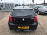 USED 2010 60 BMW 1 SERIES 2.0 118d Sport 5dr FULL VOSA HISTORY