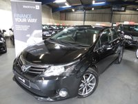 USED 2013 63 TOYOTA AVENSIS 2.0 D-4D ICON 4d 124 BHP