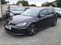 2015 VOLKSWAGEN GOLF}