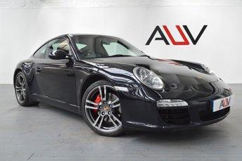 2011 PORSCHE 911 MK 997 3.8 CARRERA 4S PDK 2d AUTO 385 BHP £47950.00