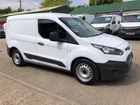USED 2014 14 FORD TRANSIT CONNECT 1.6 200 L1 SWB 75 BHP AIR CON