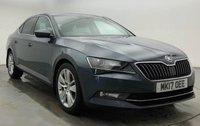 2017 SKODA SUPERB 2.0 SE L EXECUTIVE TDI DSG 5d AUTO 148 BHP £SOLD