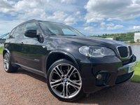 2012 BMW X5 3.0 XDRIVE30D M SPORT 5d AUTO 241 BHP £14990.00