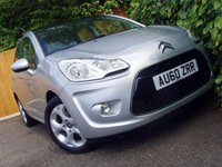USED 2010 60 CITROEN C3 1.6 EXCLUSIVE 5d 120 BHP