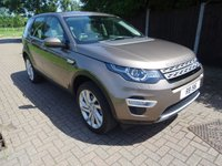 USED 2016 LAND ROVER DISCOVERY SPORT 2.0 TD4 HSE LUXURY 5d AUTO 180 BHP