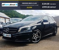 USED 2013 63 MERCEDES-BENZ A CLASS 1.8 CDI A200 BLUEEFFICIENCY AMG SPORT 5d 136 BHP