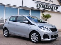 USED 2015 65 PEUGEOT 108 1.0 ACTIVE 5d 68 BHP
