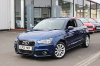 USED 2012 12 AUDI A1 1.4 TFSI Sport (s/s) 3dr