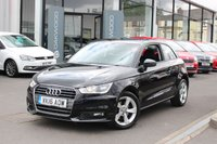 USED 2016 16 AUDI A1 1 1.4 TFSI Sport (s/s) 3dr