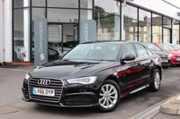 USED 2016 66 AUDI A6 SALOON 2.0 TDI 190 BHP ultra SE Executive (s/s) 4dr