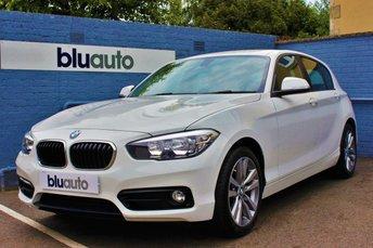 2015 BMW 116 D 1.5 SPORT 5d AUTO £12640.00