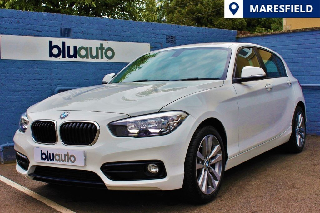USED 2015 65 BMW 116 D 1.5 SPORT 5d AUTO A superbly maintained BMW 1 Series with a Full BMW Service History, Satellite Navigation, Bluetooth Phone & Audio, DAB Radio, Drivers' Comfort Package and Rear Parking Sensors with Visual Display...