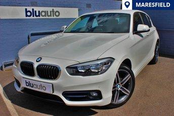 2015 BMW 118