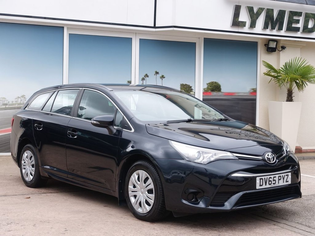 USED 2015 65 TOYOTA AVENSIS 1.6 D-4D ACTIVE 5d 110 BHP