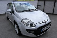 USED 2010 60 FIAT PUNTO EVO 1.4 DYNAMIC 5d 77 BHP * LOW TAX GROUP-MASSIVE MPG *