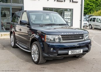 2011 LAND ROVER RANGE ROVER SPORT 3.0 TDV6 HSE 5d 245 BHP £SOLD