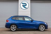 USED 2014 14 BMW X1 2.0 M SPORT 5DR [BUSINESS NAVIGATION]