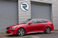 2018 KIA OPTIMA 1.7 CRDI GT-LINE S ISG 5d AUTO  £SOLD