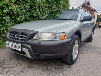 2005 VOLVO XC70 2.5  SE LUX - UK CAR - FULL SERVICE HISTORY  - ULEZ COMPLIANT, ELECTRIC MEMORY DRIVER SEAT, HEATED SEATS, XENON HEADLIGHTS, REAR PARKING SENSORS  £5990.00