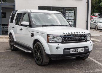 2012 LAND ROVER DISCOVERY 3.0 4 SDV6 GS 5d 255 BHP £14690.00