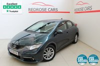 USED 2012 HONDA CIVIC I-DTEC ES-T FSH, Satnav, Rear Camera, BT