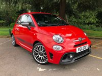USED 2018 67 ABARTH 595 1.4 595 3d 144 BHP GREAT SPEC