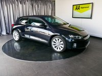 USED 2015 15 VOLKSWAGEN SCIROCCO 2.0 GT TDI BLUEMOTION TECHNOLOGY DSG 2d AUTO 150 BHP £0 DEPOSIT FINANCE AVAILABLE, AIR CONDITIONING, AUTOMATIC HEADLIGHTS, AUX INPUT, BLUETOOTH CONNECTIVITY, CLIMATE CONTROL, DAB RADIO, DAYTIME RUNNING LIGHTS, GEARSHIFT PADDLES, PANORAMIC ROOF, PARKING SENSORS, SATELLITE NAVIGATION, START/STOP SYSTEM, STEERING WHEEL CONTROLS, TOUCH SCREEN HEAD UNIT, TRIP COMPUTER