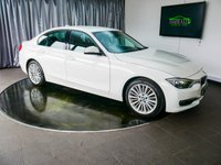 USED 2013 63 BMW 3 SERIES 2.0 320D LUXURY 4d 184 BHP £0 DEPOSIT FINANCE AVAILABLE, AIR CONDITIONING, AUTOMATIC HEADLIGHTS, AUX INPUT, BLUETOOTH CONNECTIVITY, CLIMATE CONTROL, CRUISE CONTROL, DAB RADIO, DRIVE PERFORMANCE CONTROL, PARKING SENSORS, SATELLITE NAVIGATION, START/STOP SYSTEM, STEERING WHEEL CONTROLS, TRIP COMPUTER