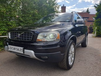 2007 VOLVO XC90 3.2 PETROL EXECUTIVE AUTO - UK CAR - FULL SERVICE HISTORY - ULEZ COMPLIANT,  SATELLITE NAVIGATION, REAR ENTERTAINMENT SYSTEM, ELECTRIC MEMORY DRIVER & PASSENGER SEATS, HEATED SEATS £8490.00