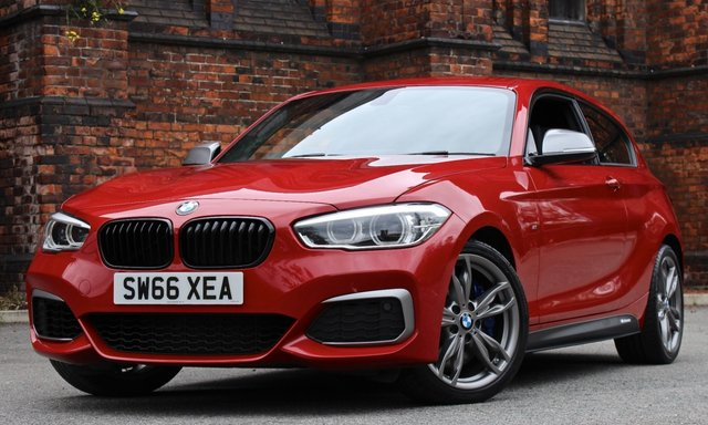2016 66 BMW 1 SERIES 3.0 M140I 3d AUTO 335 BHP [  M PERFORMANCE ]